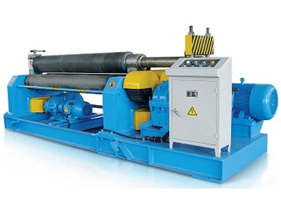 Series W11 Mechanical 3-Roller Symmetrical Platerolling Machine