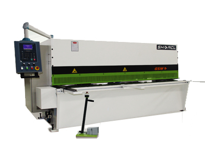 CNC Hydraulic Guillotine Shears