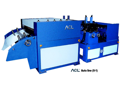 ACL Duct Manufacture Auto-line II