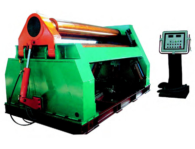 4 Roller Bending Machine