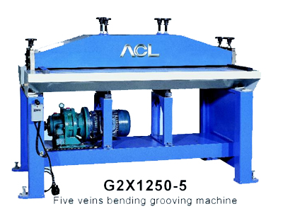Bending Grooving Machine