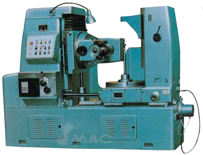 The Semi-automatic Gear Hobbing Machine