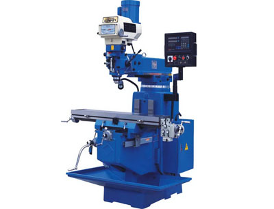 4HS Stepless Variable Speed Milling Machine