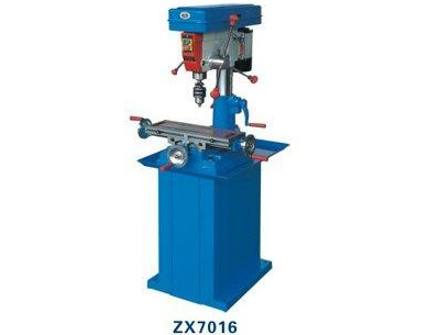 Drilling & Milling Machine