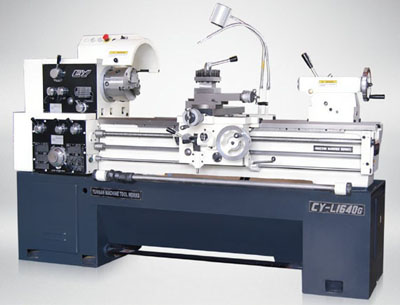 CY-L Series High Speed Gap-Bed Lathe