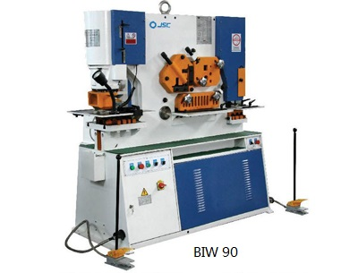 BIW Series Hydraulic Iron Worker