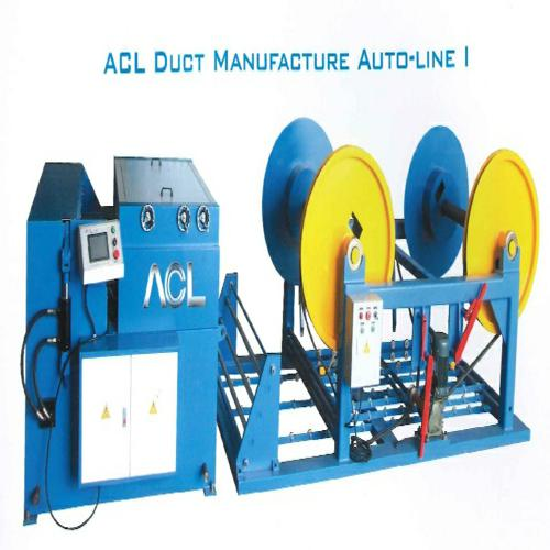 ACL Duct Manufacture Auto-line I