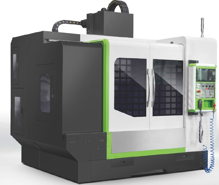 High Speed Gantry Machining Center Series